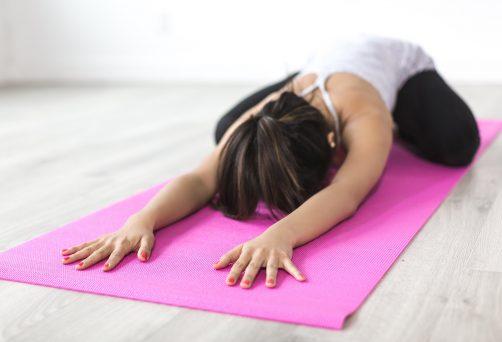 Mit Yin Yoga Energiereserven aufladen