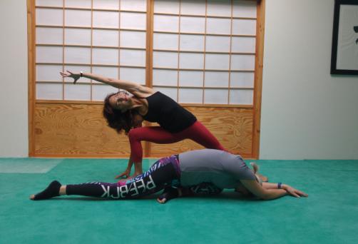 Yang meets Yin Yoga